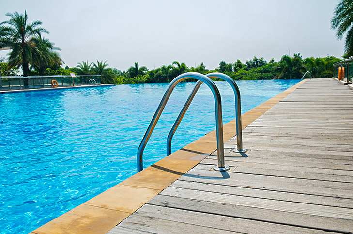 4 Star Hotels in Bangalore with Swimming Pool