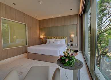 Best Luxury Suites Hotels in Bangalore