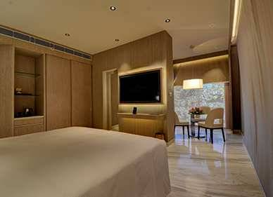 Luxury Hotels Rooms in Bangalore